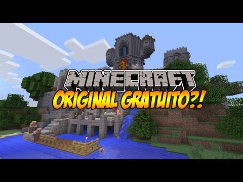 Free GG Fuciona? SIM - Minecraft Original Gratis Não e publica