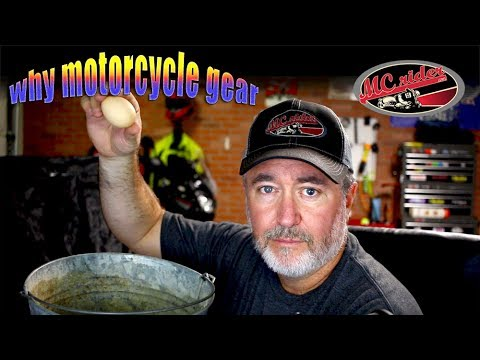 Why motorcycle gear? - Episode - 33 MCrider
