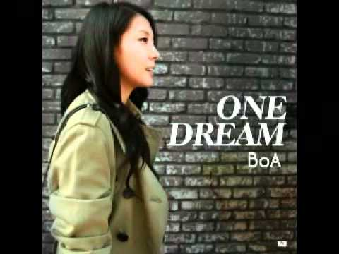 Cover Lagu Boa - One Dream Feat. Henry Of Super Junior-m & Key Of Shinee