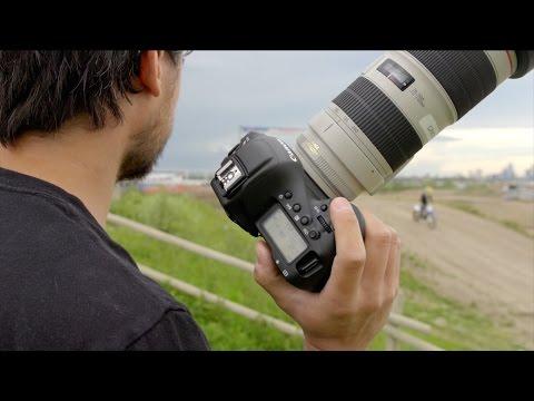 Canon 1DX Mark II Hands-On Field Test (vs. Nikon D5)