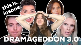 ALL OF DRAMAGEDDON 3 EXPLAINED (James, Tati, Jeffree, and Shane Dawson drama)