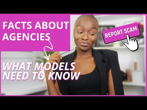 WHAT YOU NEED TO KNOW ABOUT MODELING AGENCIES   FACTS ABOUT MODELING AGENCIES Model Talk With Amz