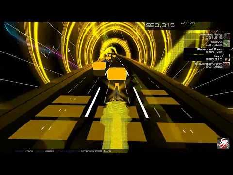 Let's Play Audiosurf 2 || Nero - Symphony 2808
