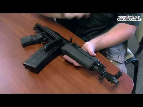 Repeat Czech VZ-58 Rifle Stock Upgrades by Darrell Golden - You2Repeat