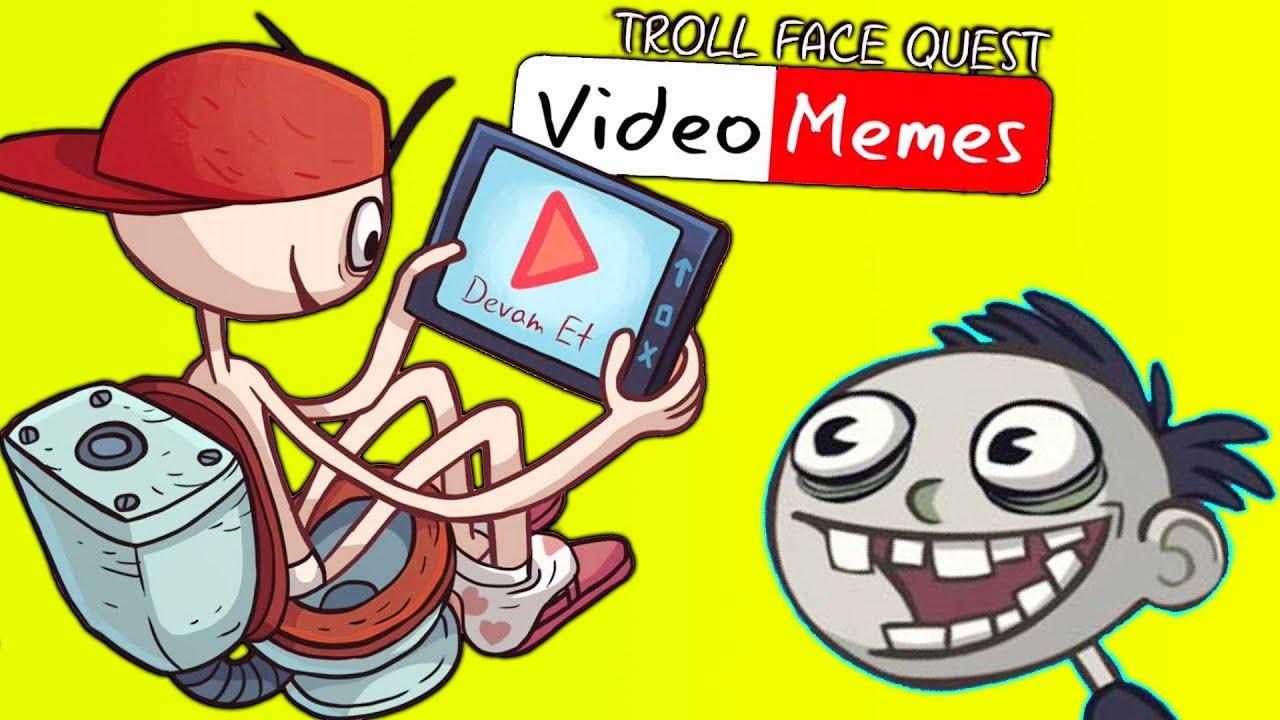 Trollface Quest - Efsane Videolar #8 - YouTube