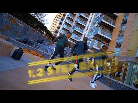 Ghanaboyz 1.2 step - Zingee  ft KOD #12steprrr