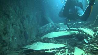 passage SALEM EXPRESS interior BUCEO DIVING WRECKSHIP EGYPT RED SEA MAR ROJO ABYSUB OCT 2015--10