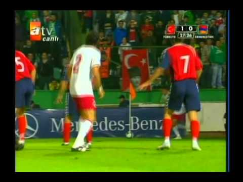 2009 (October 14) Turkey 2-Armenia 0 (World Cup Qualifier).avi