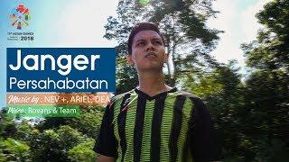 Gambar cover Janger Persahabatan (Remake)  Dukung Bersama Asian Games 2018