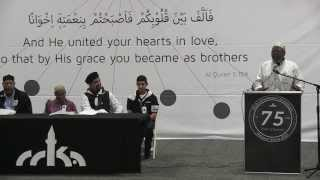 Ijtema 2013 - Bilal Abdus Salam