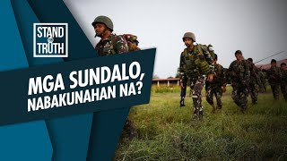 Stand for Truth: Mga sundalo, nabakunahan na?