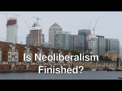 Part 1: Is Neoliberalism Finished? With Tom Kibasi