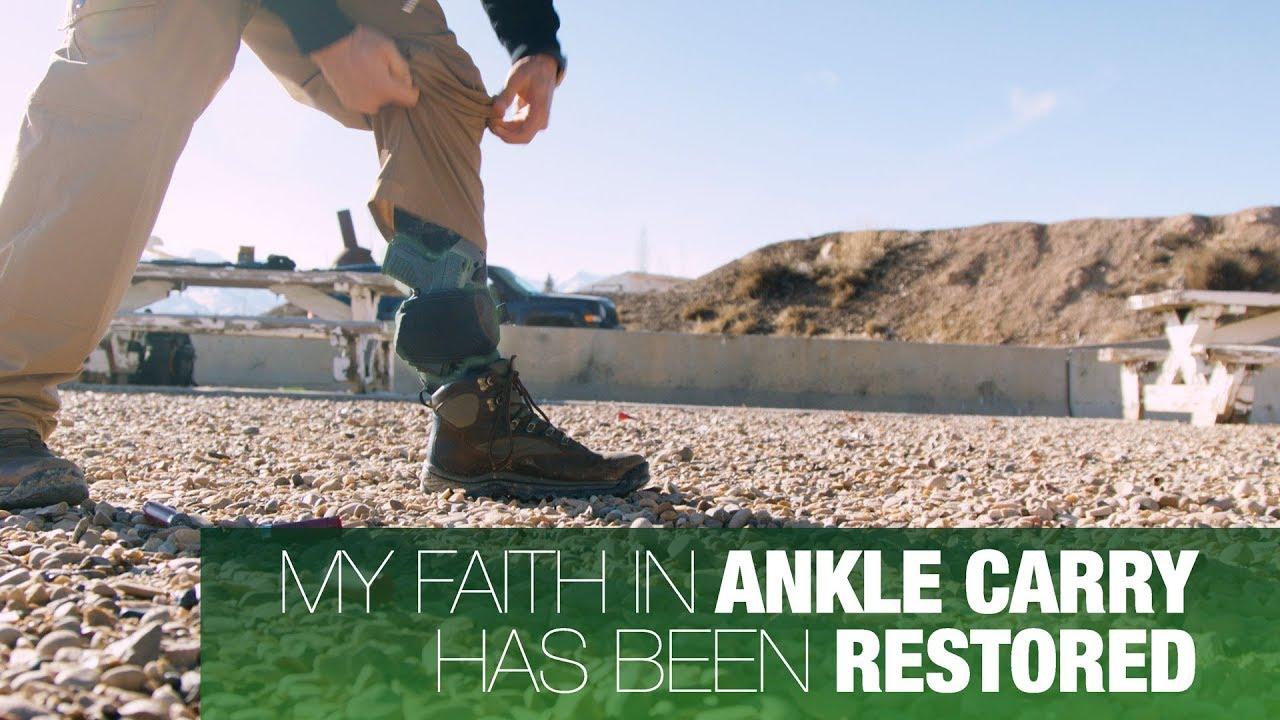 The BEST Ankle Holster I've Ever Seen | Alien Gear Shapeshift Expansion