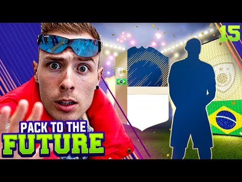 OMFG WE PACKED AN ICON!!! PACK TO THE FUTURE EPISODE 15!!! FIFA 18 Ultimate Team Road to Glory