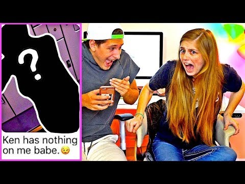 REPLYING TO MY GIRLFRIEND'S INSTAGRAM DMs! **GONE WRONG**