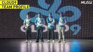Cloud9 Team Profile at the #CWLPS4 Atlanta Open
