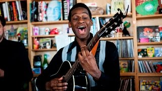 Leon bridges: npr music tiny desk concert