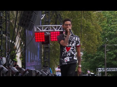 Everyday We Lit - PnB Rock LIVE! at Made In America Festival 2017 • 9/3/17