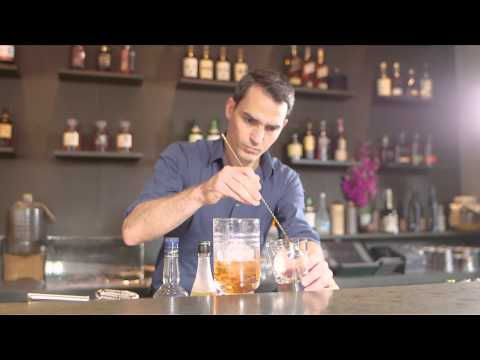 How to make a Negroni Cocktail with ROKA