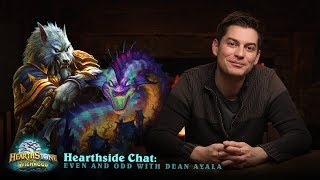 Hearthside Chat with Dean Ayala: Even & Odd