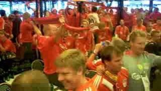 Vålerenga - Liverpool på Saras Telt!