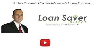 factors affect the interest rates