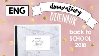 [ENG] BULLET JOURNAL IDEAS for back to school