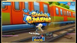 Descargar Subway Surfers para Pc portable