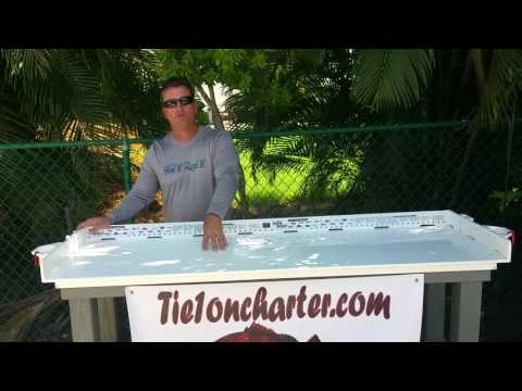 Captain Jim Branca Tip For Tuesday: Get A Good Fish Cleaning Table