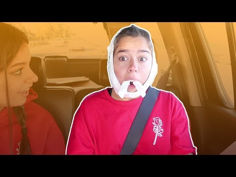 I GOT MY WISDOM TEETH REMOVED!!! (Funny...