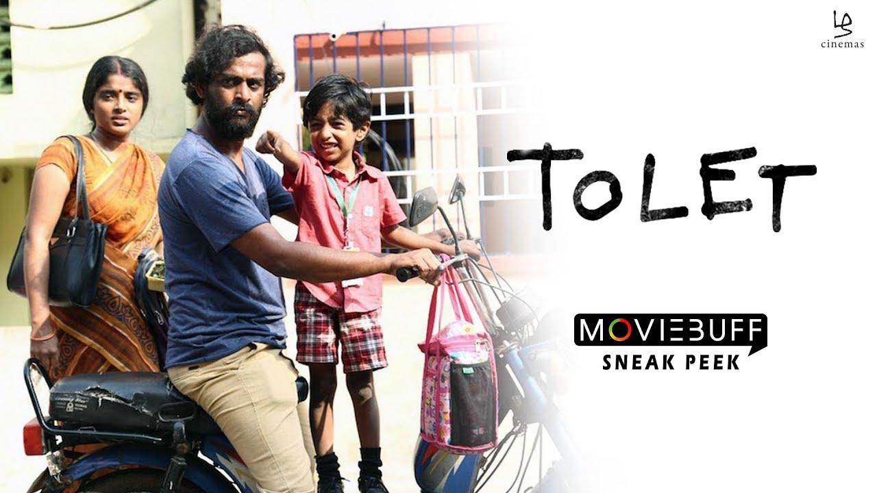 Tolet - Moviebuff Sneak Peek | Santhosh Sreeram, Sheela |  Chezhian Ra
