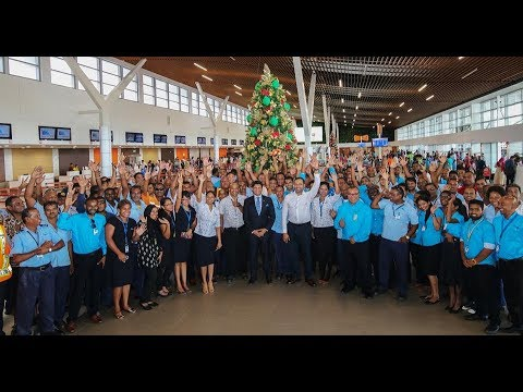 Fijian Attorney-General announces Airport Fiji Limited's bonus payment