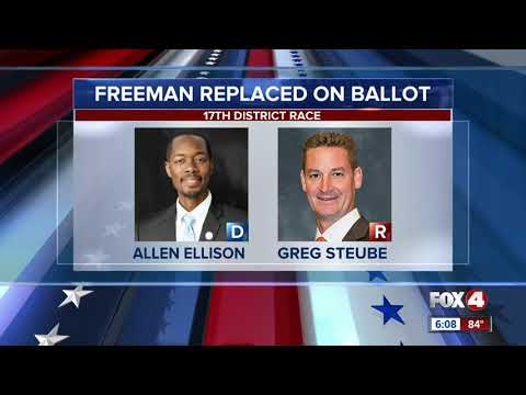 April Freeman's replacement candidate announced