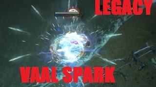 [PoE 2.6] Vaal Spark in Legacy League