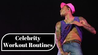 Chris Brown Workout Routine And Diet