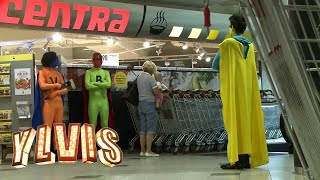 Ylvis - Superboys på butikken