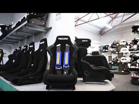 Recaro Pole Position FIA Motorsport Bucket Seat