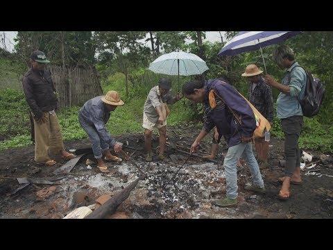 ITV News uncovers shameful Myanmar atrocities go beyond the Rohingya   ITV News