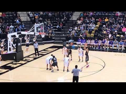 Chinle vs Blue Ridge 2018 Choice Wireless Basketball Championship