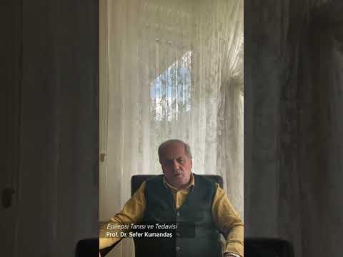 Epilepsi Tanısı ve Tedavisi - Prof Dr Sefer Kumandaş
