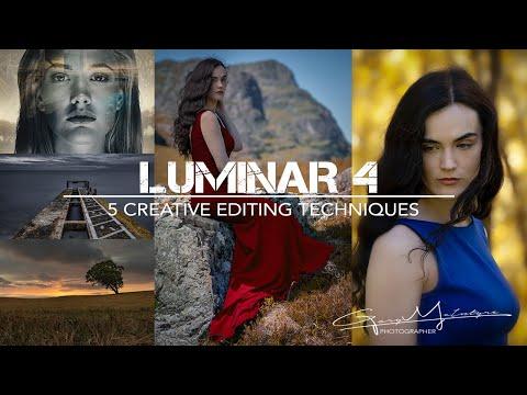 5 Creative Editing Techniques In Luminar 4