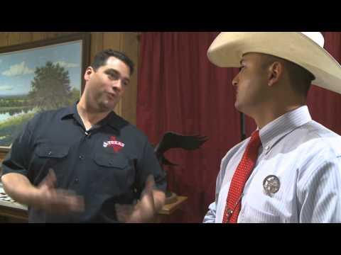 The Texas Bucket List - Texas Ranger Hall Of Fame