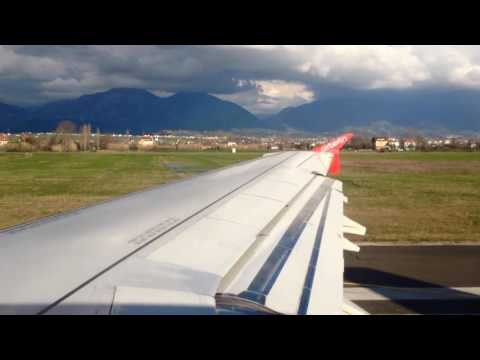 Air Berlin Flight from Tirana to Leipzig - Wingviews