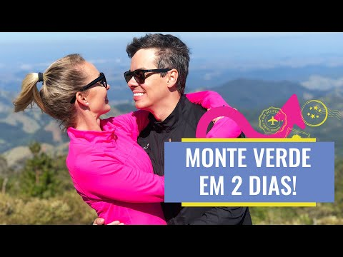 Monte Verde, O que Fazer em Um Final de Semana - Vlog de Viagem