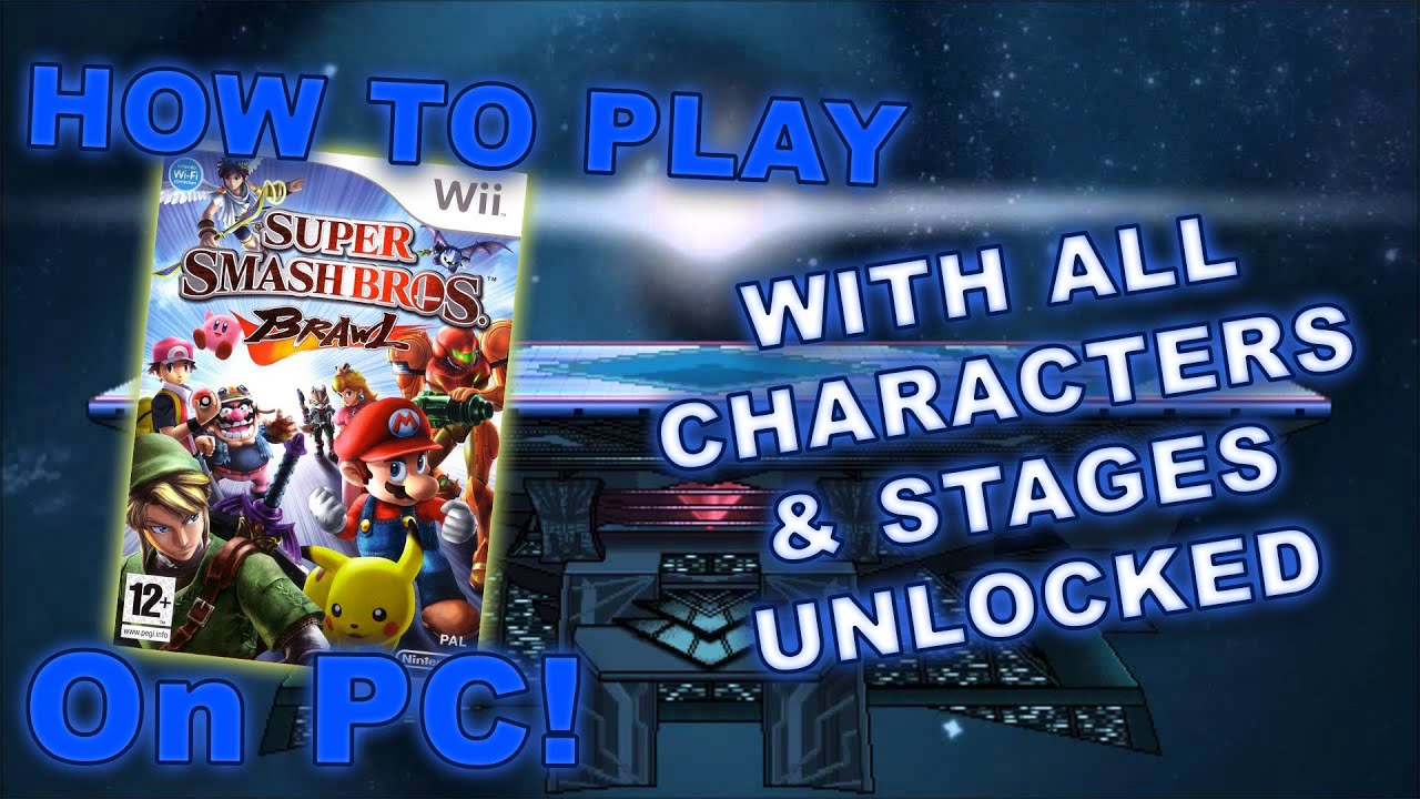 How To Play Super Smash Bros Melee Online On Mac Pc Dolphin Emu Smashladder Netplay Youtube Melee rom download is available to play for gamecube. how to play super smash bros melee