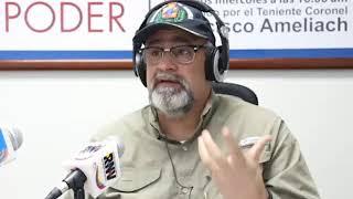 Ameliach: no es chavista quien atente contra la unidad de las fuerzas revolucionarias