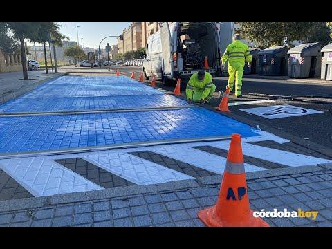 Córdoba contará con más plazas de aparcamiento de movilidad reducida