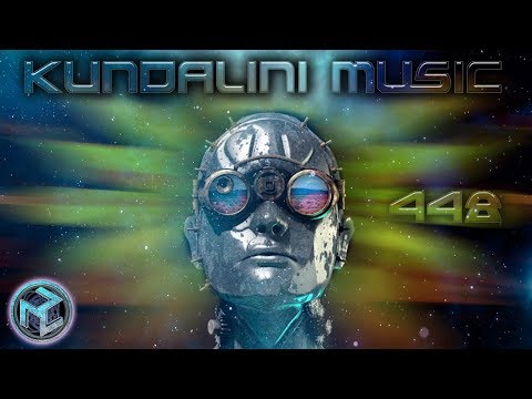 448 HZ: KUNDALINI MUSIC | Spiritual Awakening Journey | THETA WAVES : Binaural Beats Meditation