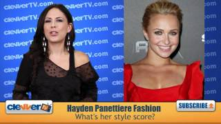 Hayden Panettiere 'Scream 4' Premiere Fashion Recap
