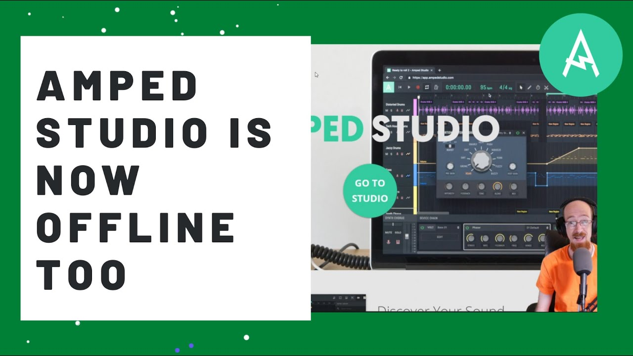 How To Use Amped Studio in Offline Mode